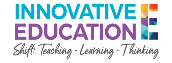 Innovative Education Logo - Facebook cover