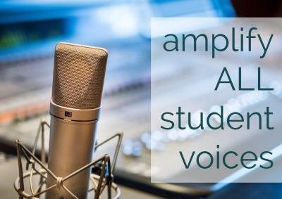 Amplify Student Voice